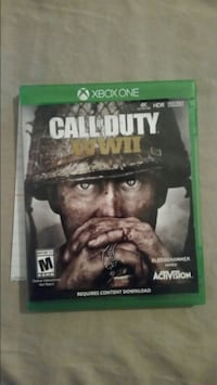 Call of Duty WWII Xbox One game  Gilbert, 85296