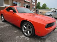 2010 Dodge Challenger 2dr Cpe R/T Classic Clarksville, 37042