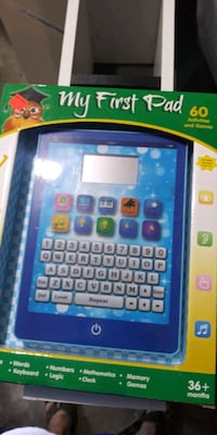 Kids Learning Pad with multi-activities BRAND NEW New Canaan, 06840