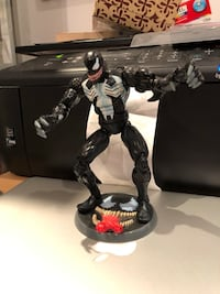 Spider-Man.  Venom Action Figure marvel