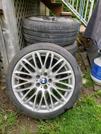 BMW mags