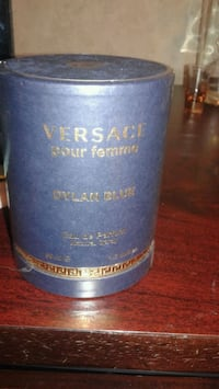 Versace dylan blue.  It's a full bottle I've sprayed to 4 times or so