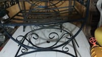 WROUGHT IRON SEAT/TABLE X2 Innisfil, L9S 3T8