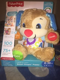Learning toy NEW in box