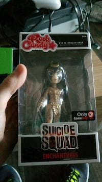 Suicide squad in chantress vinyl collectable Henderson, 89012