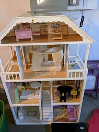 Dollhouse and all furniture in photo Danbury, 06810