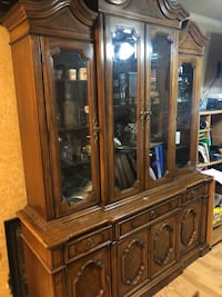 China Cabinet with lights Norfolk, 23513