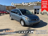 2008 Nissan Quest S Catoosa