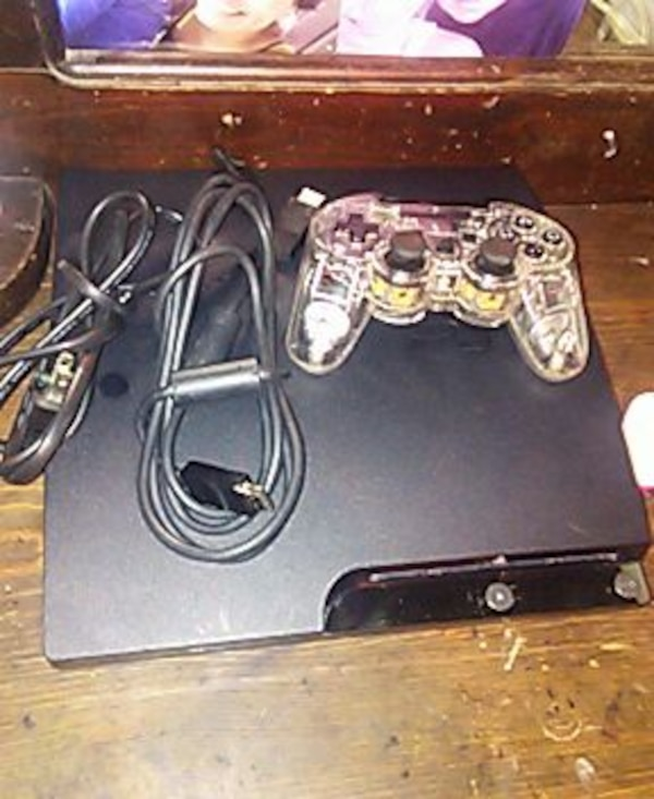 jailbroken PS3 with mod menu
