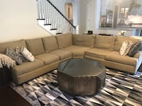 Sectional Sofa and coffee table Calabasas