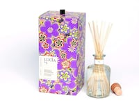 NEW LUCIA 14 REED 200ML DIFFUSER - FRESH HOME HOUSE OFFICE AIR FRESH FIG AND WILD GINGER - BNIB Toronto, M4B 2T2