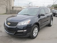 Chevrolet Traverse 2016 Nashville
