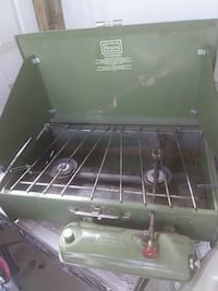 green and black Coleman gas stove Tucson, 85746