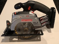 Craftsman Diehard Cordless Trim Saw Kit