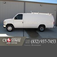 2013 Ford E-Series Cargo Van Commercial Tomball
