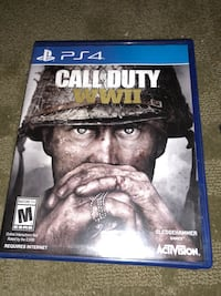 Call of Duty WWII PS4 GAME Ocala