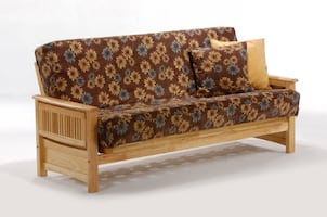 Sunrise Futon With Lift-Tray Arms  ** New-in-Box **