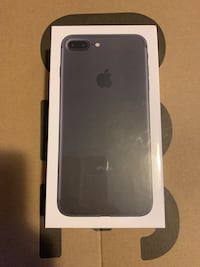*Brand NeW* Black iPhone 7 Plus 128gb Griffith