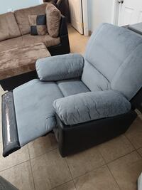 Rocker and recliner chair. Free delivery 553 km