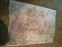 gray and white area rug Elkhart, 46514
