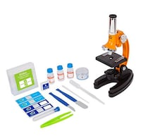 Discovery Microscope and Telescope Combo Set Milton