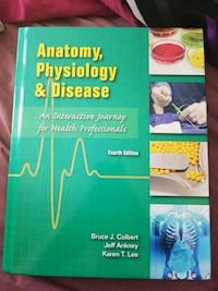 Anatomy, Physiology and Disease Kitchener, N2B 1A3