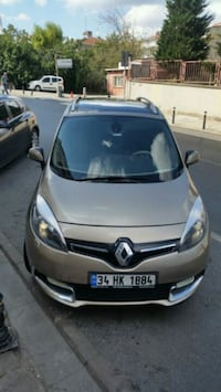 2013 Renault Scenic İstiklal