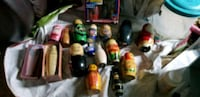 Nesting Dolls, some authentic Russian Fargo, 58102