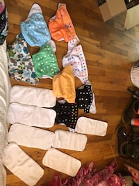 Cloth diapers  Springfield, 97478