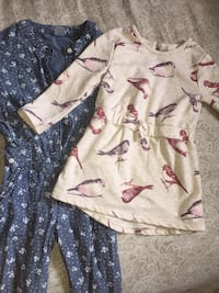 Dress and romper toddler 2T Montgomery Village, 20886