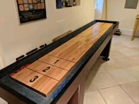 Shuffle Board Table Washington, 20010