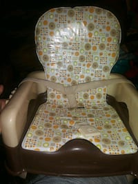 Baby/toddler booster seat