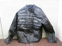 Genuine Italian Leather Motorcycle Jacket Rock Hill, 29732