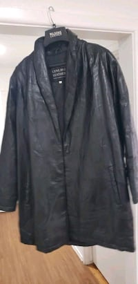 Full length leather coat Dallas, 75217