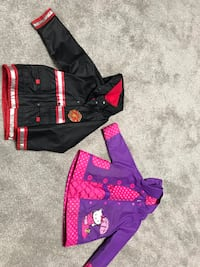 Toddler boy and girl rain jacket  North Middletown, 07748