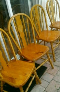 4 Chairs. All 4 for 25 Ormond Beach, 32176