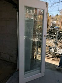 Glass doors 3 of them 45 each