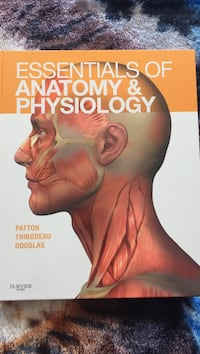 Essentials of Anatomy and Physiology textbook Toronto