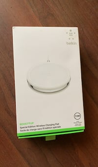 BOOST UP! SPECIAL EDITION WIRELESS CHARGING PAD Toronto, M6P 4E6
