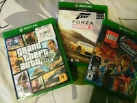 TRADE 3 games for one xbox one controller Tacoma, 98444