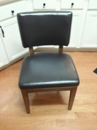 black padded chair Cibolo, 78108