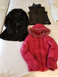 Small size coats Arlington, 22202