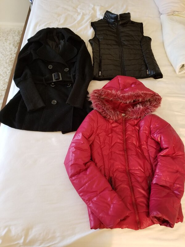Small size coats
