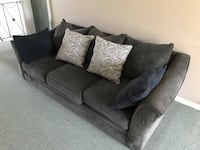 Nice large grey Couch/sofa Grand Blanc, 48439
