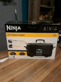 Ninja 2-in-1 slow cooker box Norwalk, 90650