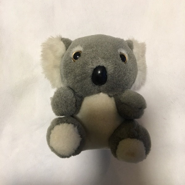 Small koala stuffed plush toy