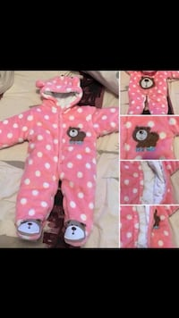 Size 06 months very good condition like new!!!