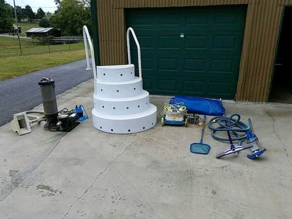 Used Swimming pool equipment for sale in Greeneville - letgo