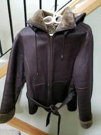Women's Danier Leather Sheepskin jacket Calgary, T1Y 4P6