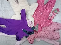 Baby Girl Bunting Suite and One-Piece Toronto